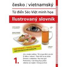Česko-vietnamský ilustrovaný slovník
