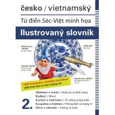 Česko-vietnamský ilustrovaný slovník - 2. díl
